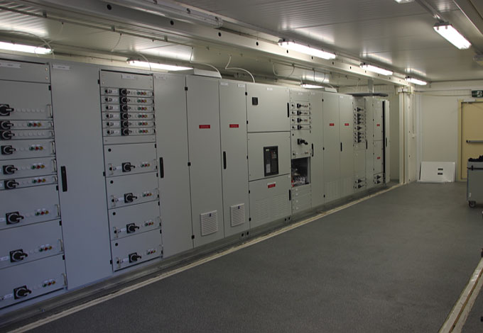 Sissingue Gold Containerised Switchrooms Aerison