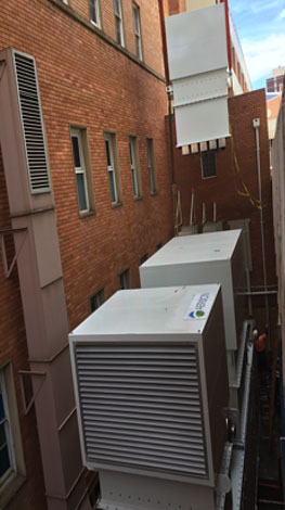 EMHS Emergency Generator Replacement – Aerison