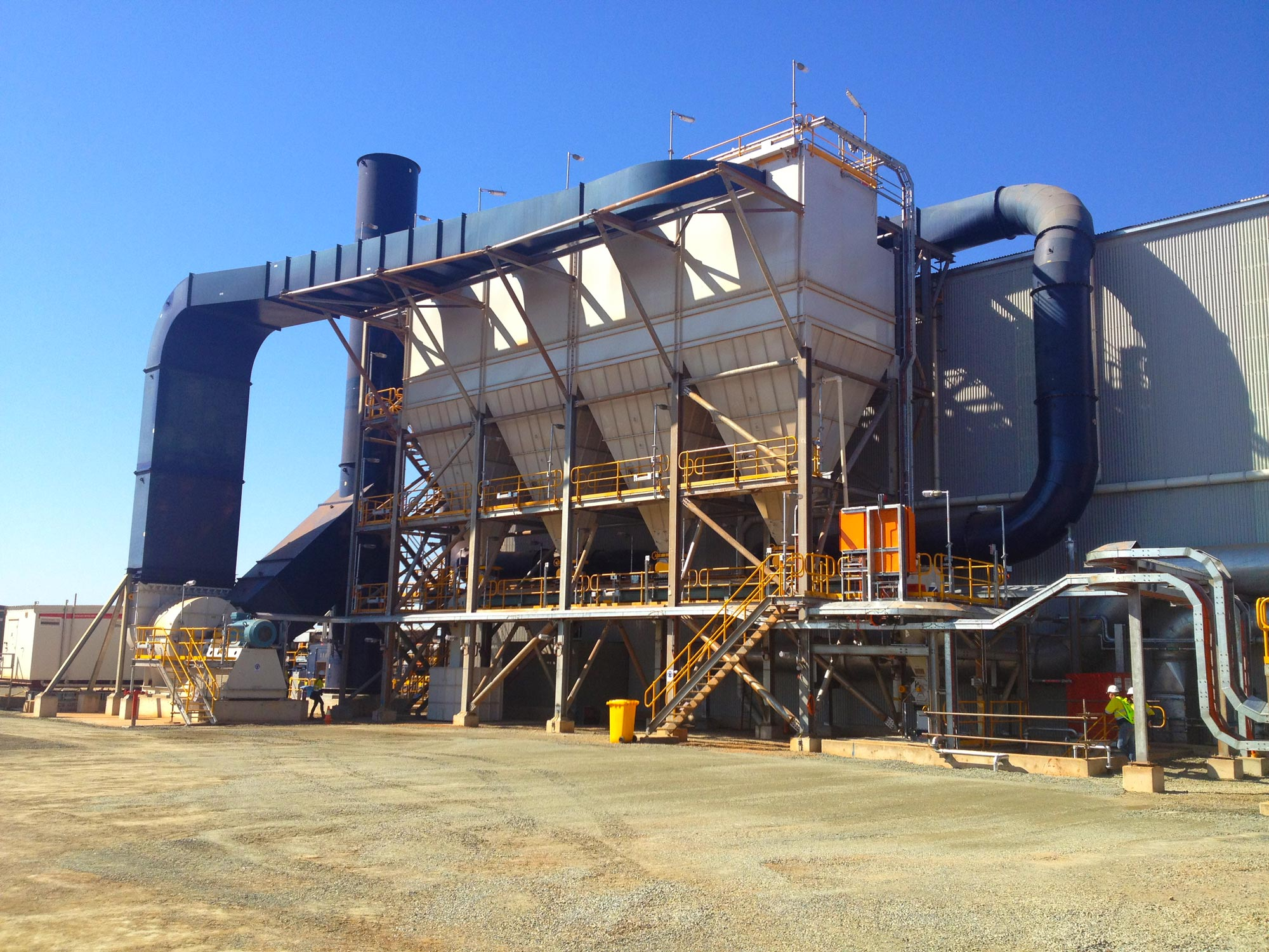 Dust Collection Dry Systems Aerison